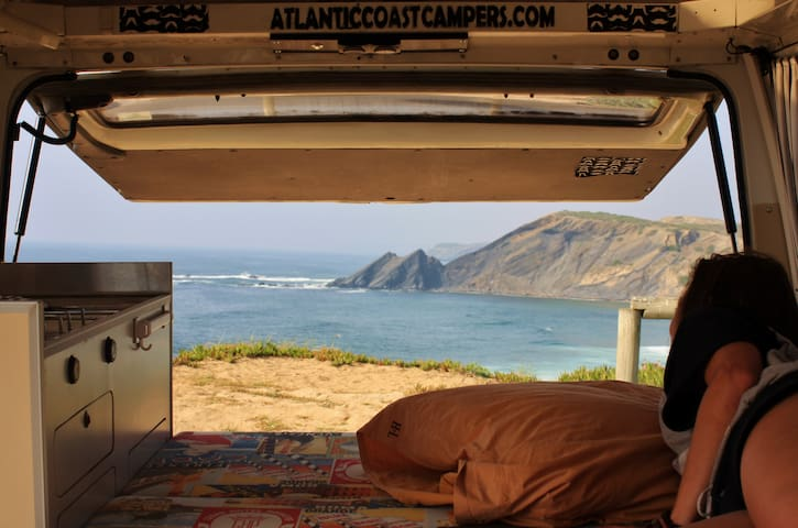 Explore Portugal - Atlantic Coast Campers - Torres Vedras - Ev