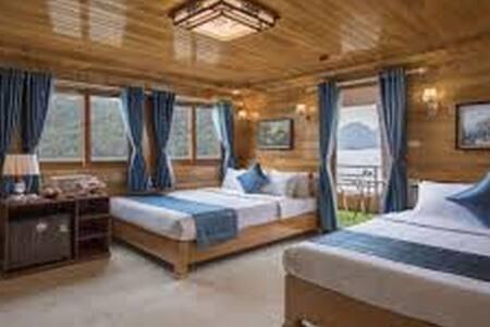 Lapaci Cruises Lan Ha bay 2 day 1 night