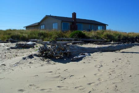 Shore Point Beach House - Waldport - Casa