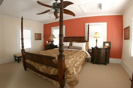 The Captains Quarters - Bedroom 3 - Oriental - Casa