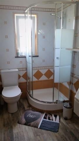La salle de bain de la chambre Flora