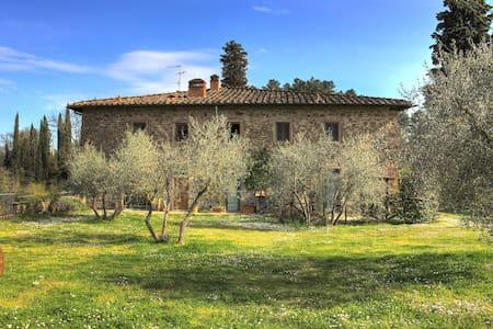 Agriturismo Casavecchia, Le Camelie - Figline Valdarno - Wohnung