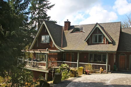 Gracious lodging in Forest Park - Portland