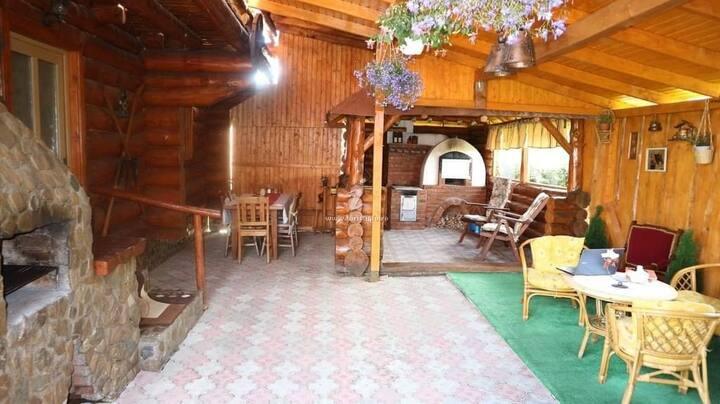 Cozy log cabin - Casa de lemn