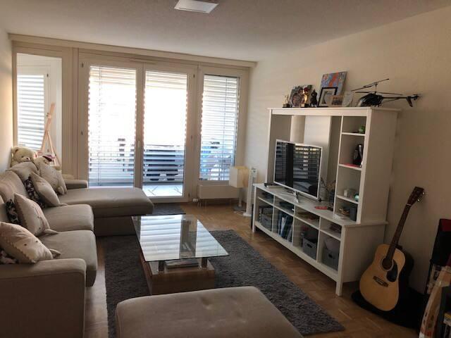 Comfortable room in Geneva