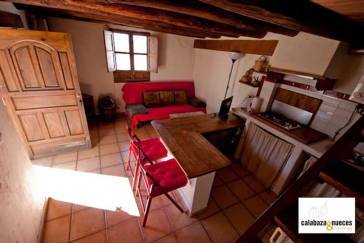 La Casita Calabacín - Cazorla - Huis