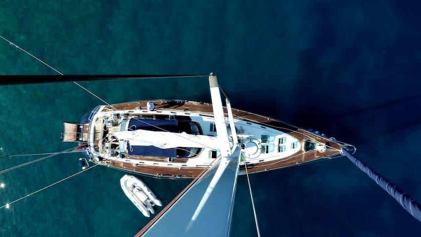 3 day luxury sailing along the Dalmatian coast