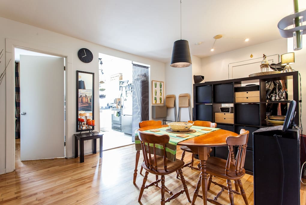 Mile end for some trendy comfort apartments for rent in montreal quebec - Matelas dunlopillo trendy room 24 ...
