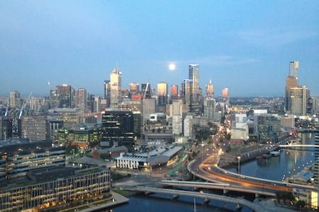 Great Location Melbourne Waterside - Docklands