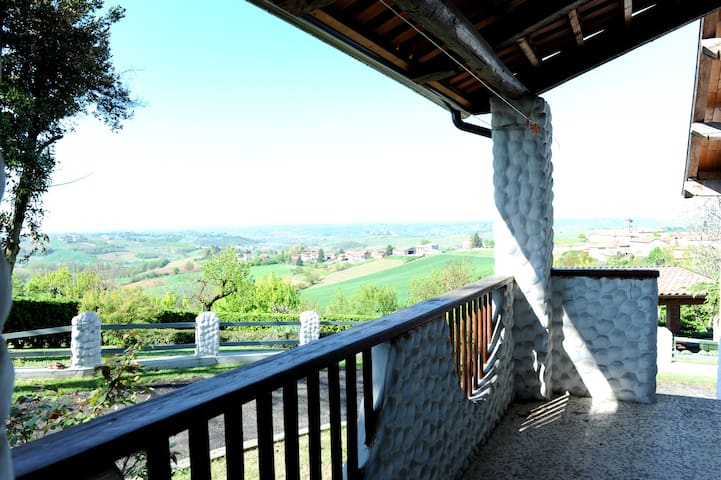 Bricco DiVino, Hills of Monferrato - Calliano - 別荘