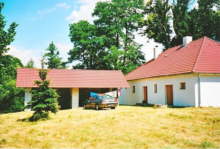 Františkov, Třeboňsko, Apartmány U draka - Rapšach