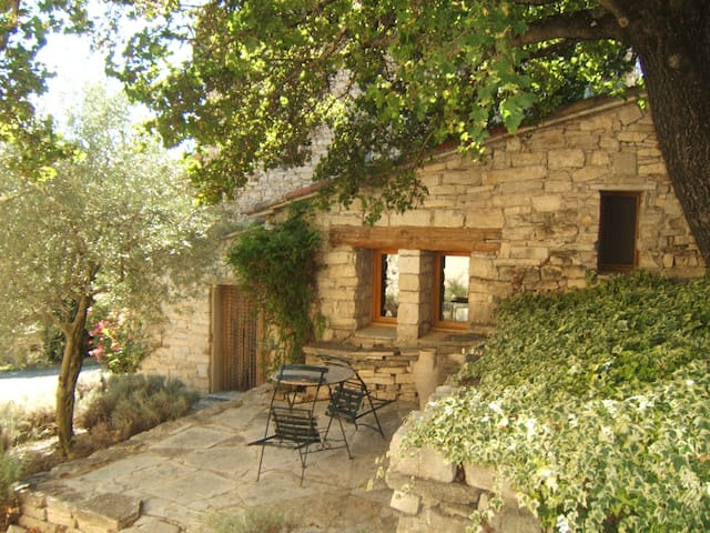 Charming Provençal Gite with pool