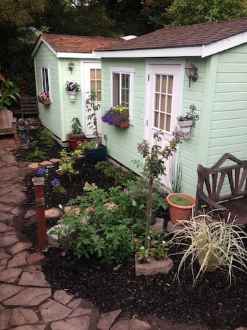 Adorable Garden Cottage (I) - Berkeley - Cabane