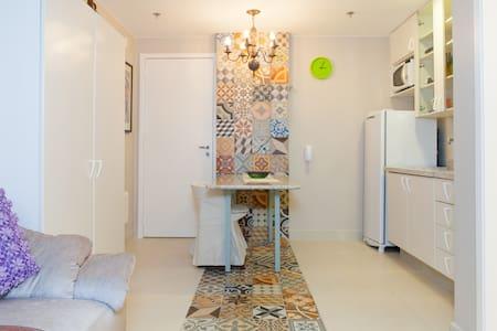 Apartamento Térreo com Deckvaranda
