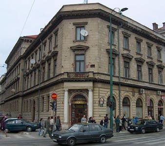 I am renting a room for the summer - Sarajevo - Bed & Breakfast