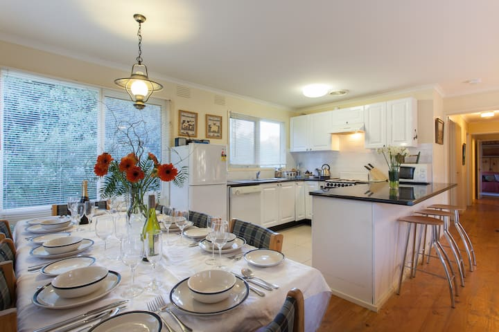 Kanturk Country Retreat hideaway - Langwarrin South - House