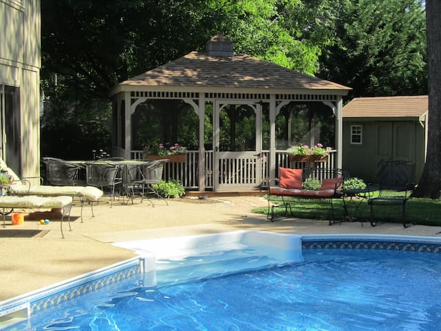 Resort type feel!  - Gaithersburg - Casa