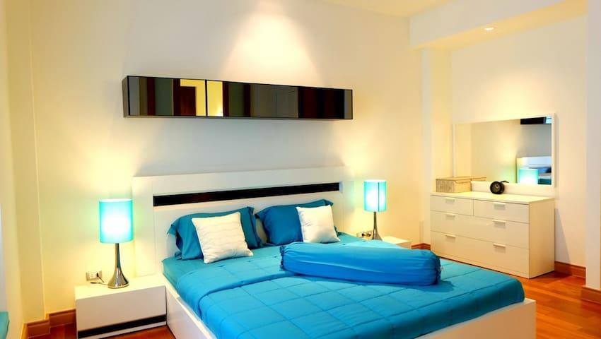 2BR-Hua Hin Blue Lagoon Resort(2nd) - Hua Hin - Appartamento