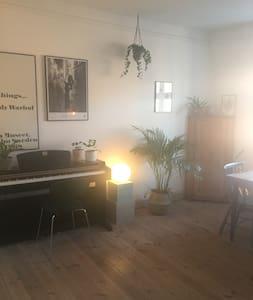 Cozy 2 rooms on Islands Brygge - København - Apartment