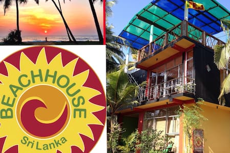 Beachhouse in Wadduwa, Sri Lanka  - Wadduwa - Bed & Breakfast