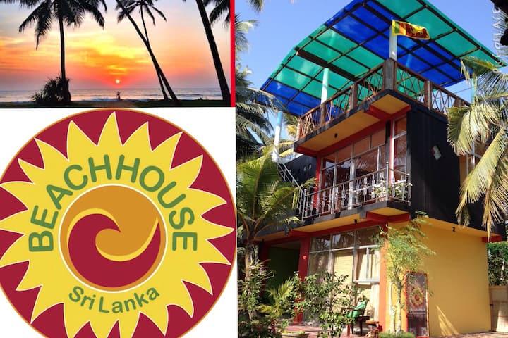 Beachhouse in Wadduwa, Sri Lanka