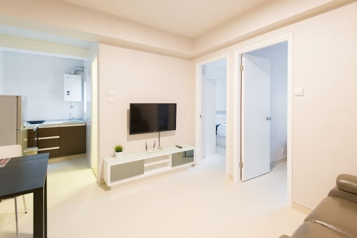 Tsim Sha Tsui-New! 2 Bed Apartment - 香港 - 公寓