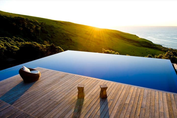 Ocean Farm - privacy, luxury, wow - Gerringong - Hus