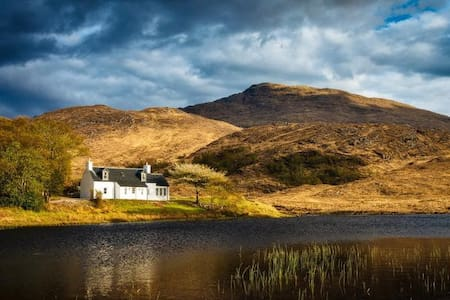 Arienskill Cottage in Scottish Highlands - Lochailort - Ev