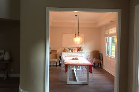 Lovely, spacious home - Lafayette - Talo
