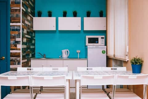2-комнатные апартаменты «Комфорт» на Победы 18