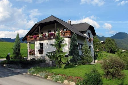 Apartma Ana - Ter, Ljubno - Leilighet