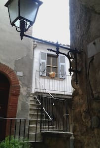 Apartment in the medieval city center - Manciano - Wohnung