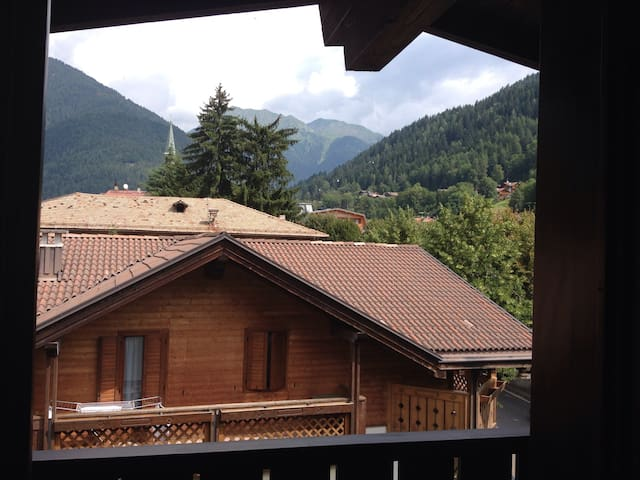 the green attic - Pinzolo - Daire