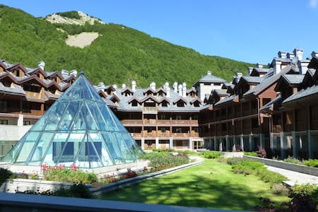 Apartment in Val di luce Spa Resort - Leilighet
