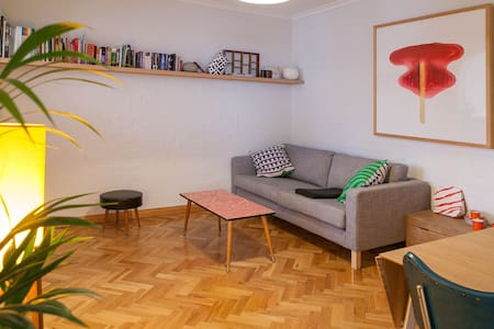★CHARMING FITZROY STUDIO★ Parking | AC |