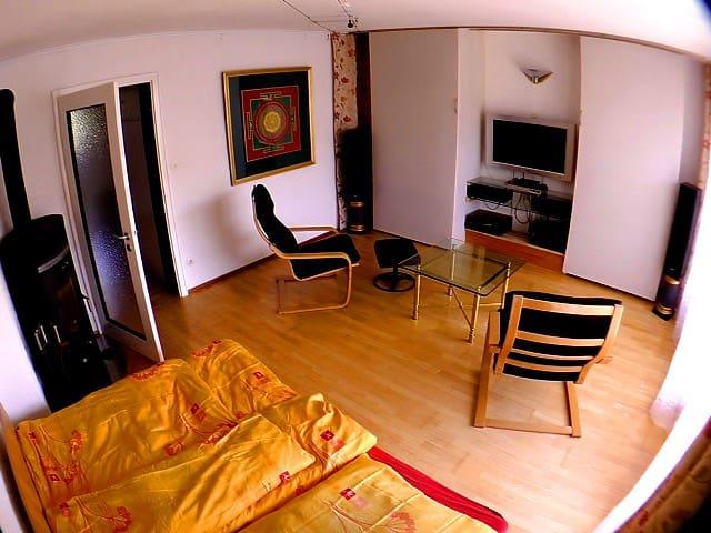 Ferienwohnung am Zechpark - Lindau - Lindau - Квартира