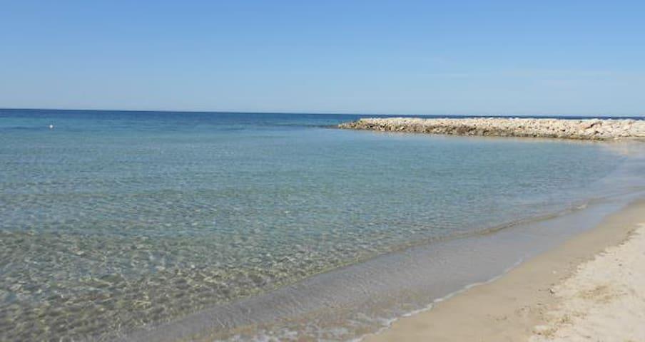 Villetta a pochi metri dal mare - San Cataldo - 別荘