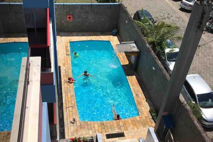 Apartamento - Martin de Sá - 2mim da praia