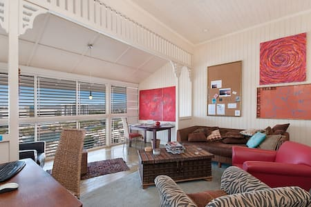CBD Chillout with Amazing Views  - Townsville City - Appartement