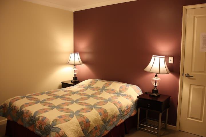 Arcadian BnB Perth - Single Room