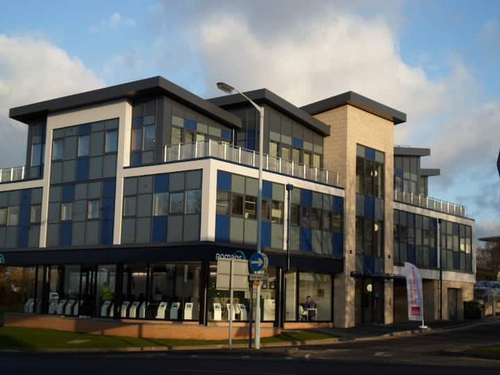 One bedroom serviced apartment in Bracknell