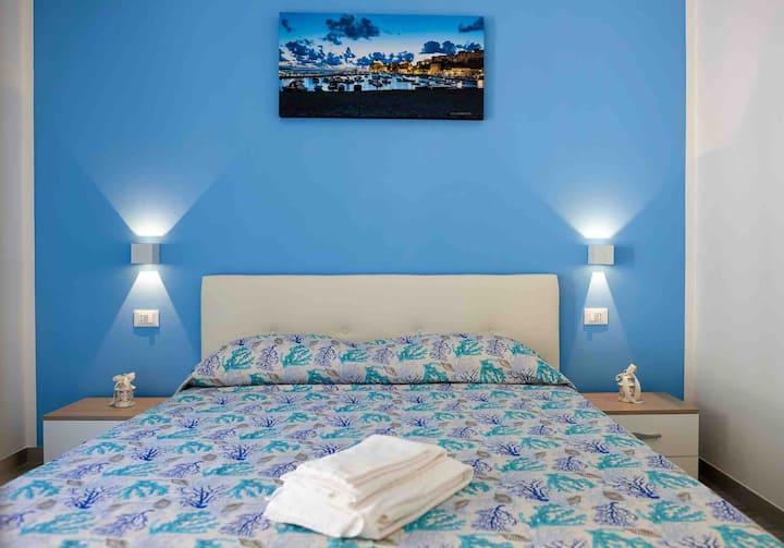 Casa vacanze Costa del Golfo Appartamento Nettuno