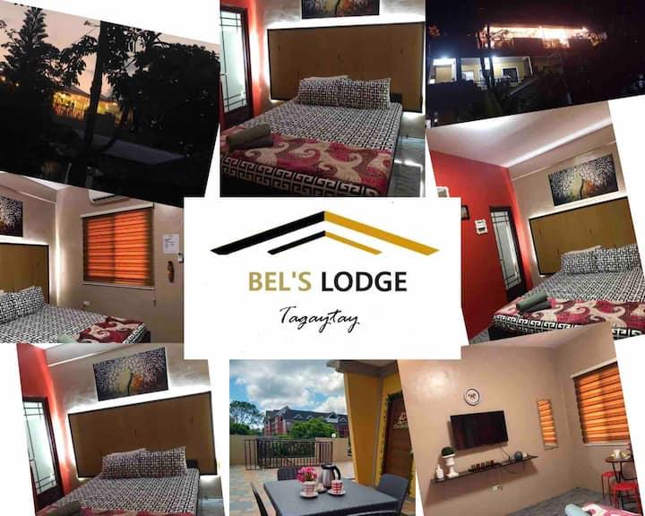BEL'S LODGE TAGAYTAY(Room 7)SafeStay near SkyRanch