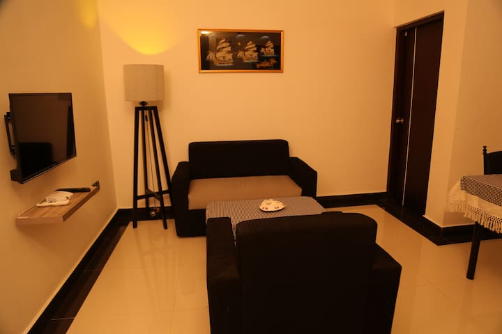SkyCasa Holiday Apartment - One Bedroom Apartment
