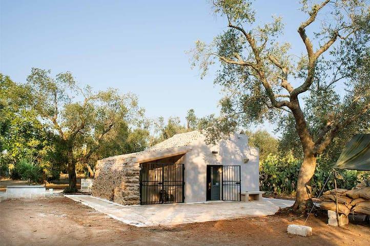 La casa dell'ecoturista.