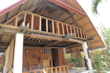 Secluded Authentic Villa - Panglao