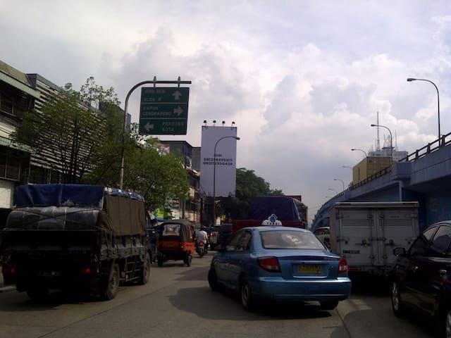COMFORT,CHEAP ROOM15@ NORTH JAKARTA - Jakarta Capital Region - House