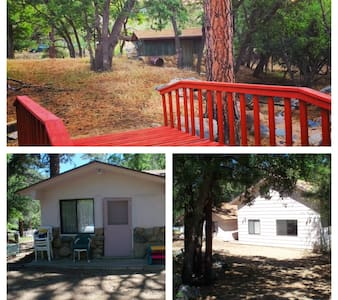 Cabin Retreat in Hualapai Mountains - Kingman - 獨棟