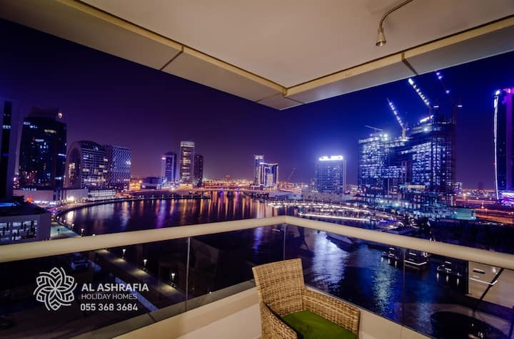 Outstanding Waterfront 3 bedroom Downtown Dubai