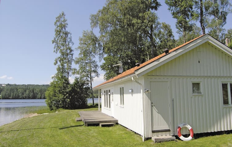 Holiday cottage with 1 bedroom on 52 m² in Mullsjö